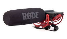 Rode Video Mic (needs shoe/bracket)