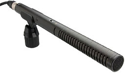 Rode Shotgun mic #NTG2(needs #SM3 + XLR)