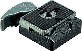 Manfrotto 323 Quick Release Rectangular Plate Adapter