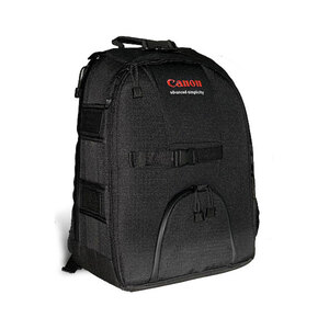 Canon EOS D-SLR Backpack Large – Black
