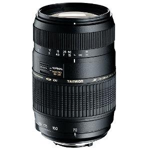 Tamron Lens AF70-300mm F/4-5.6 Di LD Macro 1:2