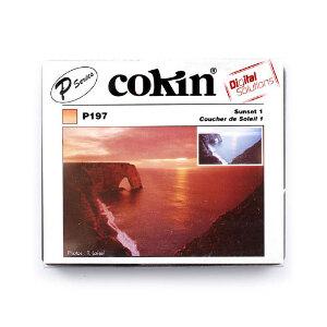 Cokin P Series Graduated Sunset 1 Filter #P197