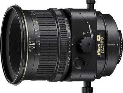 Nikon PC-E Micro Nikkor 85mm f2.8D Tilt-Shift Lens