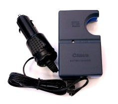 Canon Car Charger for Canon Ixus 430/500  CBC-NB1