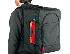 HPRC CorduraDuPont Bag/Backpack for 2500 Case (Case Not Included)