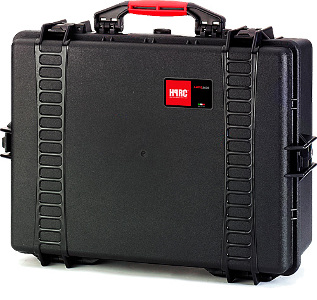 HPRC 2600 Case - with Cordura Dupont Bag