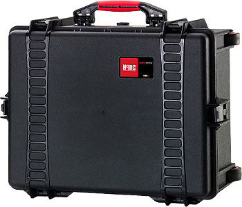 HPRC 2600W Case - with Cordura Dupont Bag