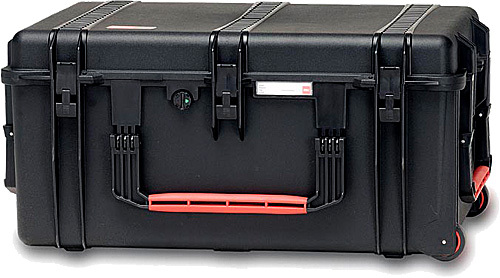 HPRC 2780W Case - with Cordura Dupont Bag