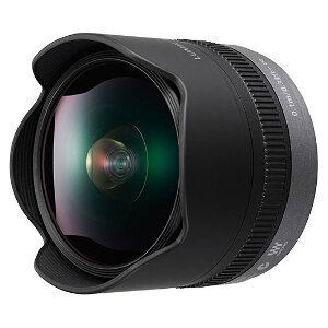 Panasonic Lumix G Fisheye 8mm f/3.5. Lens - Micro Four Thirds