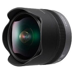 Panasonic Lumix G Fisheye 8mm f/3.5. Lens - Micro Four Thirds