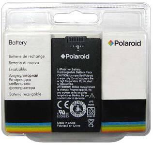 Polaroid Li-Ion Battery for PoGo Digital Camera #ABU-05300B