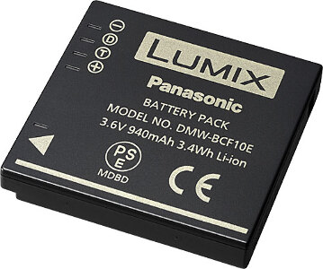 Panasonic Rechargeable Li-Ion Battery #DMW-BCF10