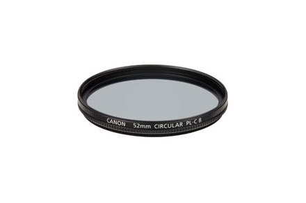 52mm - Canon Circular Polarising Filter