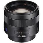 Sony 85mm f1.4 CZ Planar T* lens
