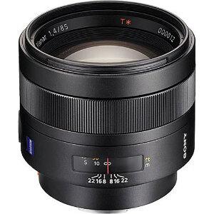 Sony 85mm f/1.4 ZA CZ Planar T* Lens #SAL85F14Z