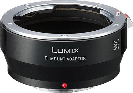 Panasonic Leica R Lens Adapter for Micro Four Thirds #DMW-MA3RE