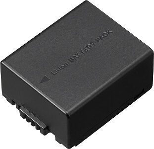 Panasonic Rechargeable Li-Ion Battery #DMW-BLB13