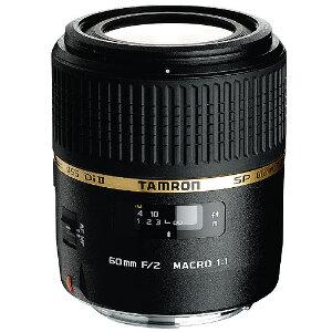 Tamron Lens SP AF 60mm f/2.0 Di II LD (IF) 1:1 Macro