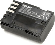 Pentax Rechargeable Li-Ion Battery #D-LI90