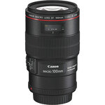 Canon 100mm f2.8L USM IS macro