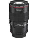 Canon 100mm f2.8L USM IS macro