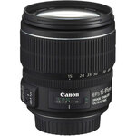Canon 15-85mm f3.5-5.6 EF-S USM IS Lens