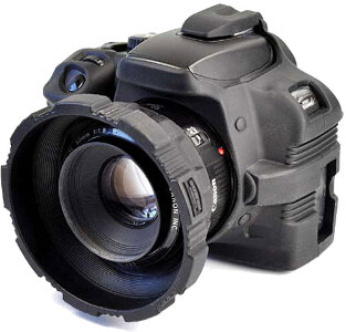 Camera Armor for Canon EOS 500D/1000D D-SLR Camera