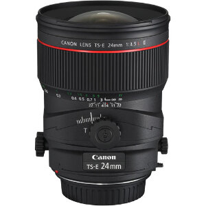 Canon TS-E 24mm f/3.5L II Tilt Shift Lens