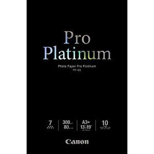 Canon Photo Paper Pro Platinum A3+10pk  #PT-101A3+10