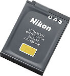 Nikon Li-ion battery #EN-EL12