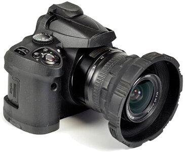 Camera Armor for the Nikon D5000 D-SLR Camera
