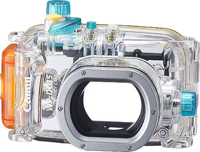 Canon Underwater Housing for PowerShot S90 - WPDC35
