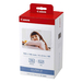 Canon Ink & Paper Pack (Postcard Size) 108 Sheets #KP108IN 6 Pack.