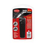 Hahnel Cable Shutter Release for Canon & Pentax - HRC 80