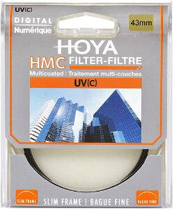 Hoya Ultra Violet HMC Standard Filter - UV 43mm
