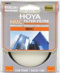 Hoya Ultra Violet HMC Standard Filter - UV 55mm