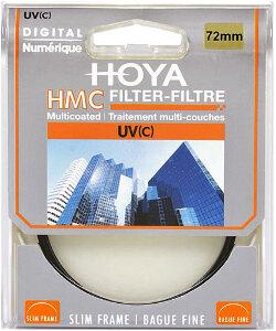 Hoya Ultra Violet HMC Standard Filter - UV 72mm