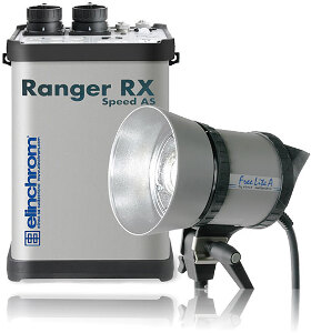 Elinchrom Ranger RX Speed AS Action Set – Pack and A Head #10276