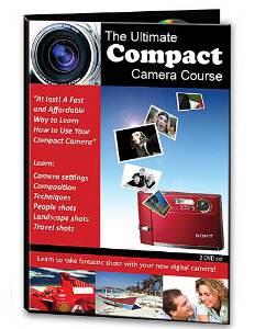 The Ultimate Compact Camera Course +BONUS via redemption!