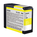 Epson UltraChrome K3 Ink Cartridge Yellow 80ml for 3880/3800 #T5804