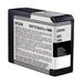Epson UltraChrome K3 Ink Cartridge Matte Black 80ml for 3880/3800 #T5808