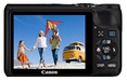 Canon PowerShot A2200 Digital Camera - Black - 14.1 Megapixel