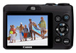Canon PowerShot A1200 Digital Camera - 12.1 Megapixel - Black