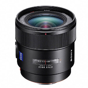 Sony CZ Distagon T* 24mm f/2.0 SSM Lens #SAL24F20Z