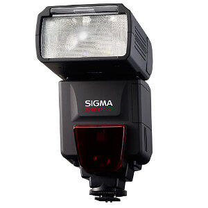 Sigma Flash EF-610 DG ST for D-SLR Cameras