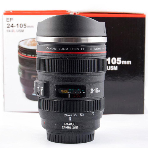Canon 24 105mm Lens Coffee Mug Digital Camera Warehouse