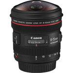 Canon 8-15mm f4L Fisheye lens