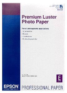 Epson Premium Lustre Photo Paper 260gsm A2 - 25 Sheets