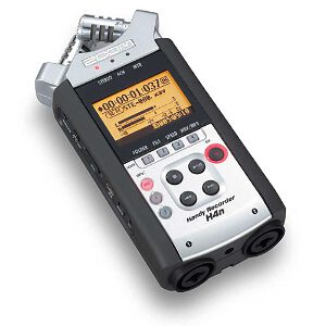 Zoom H4nSP Portable Audio Recorder