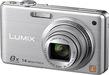 Panasonic Lumix DMC-FH2 Digital Camera - Silver - 14.1 Megapixel